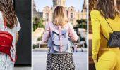 З чим носити жіночий рюкзак