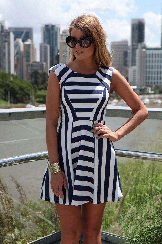 Самые красивые белые платья на лето 2021: идеи образов 13