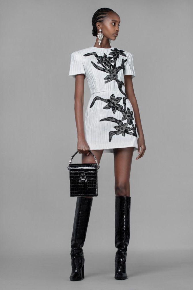 Самые красивые белые платья на лето 2021: идеи образов 16