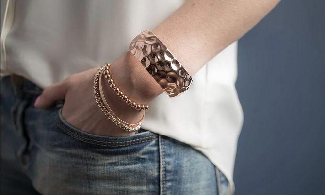 Як носити браслет-манжети 11