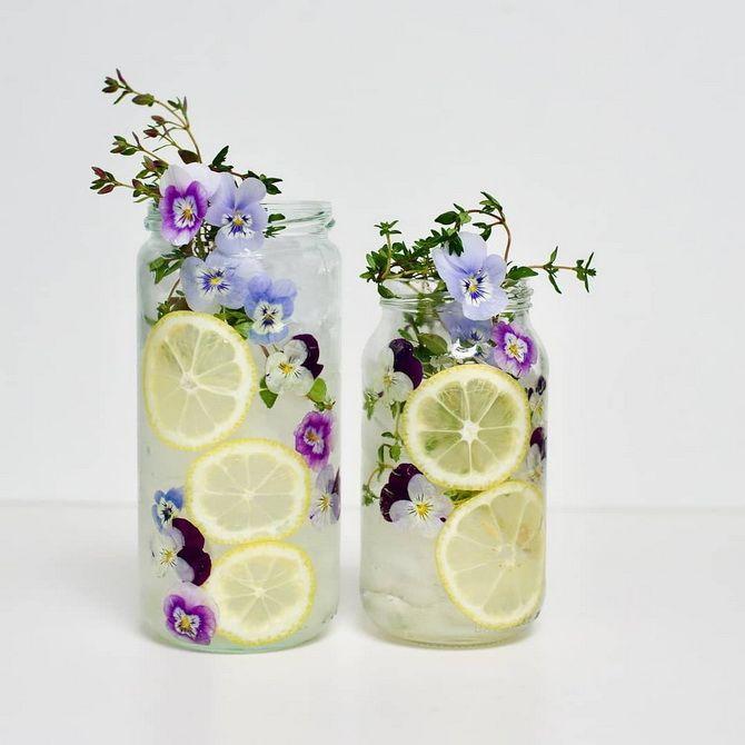 Летние детокс-напитки для похудения и очищения организма 1