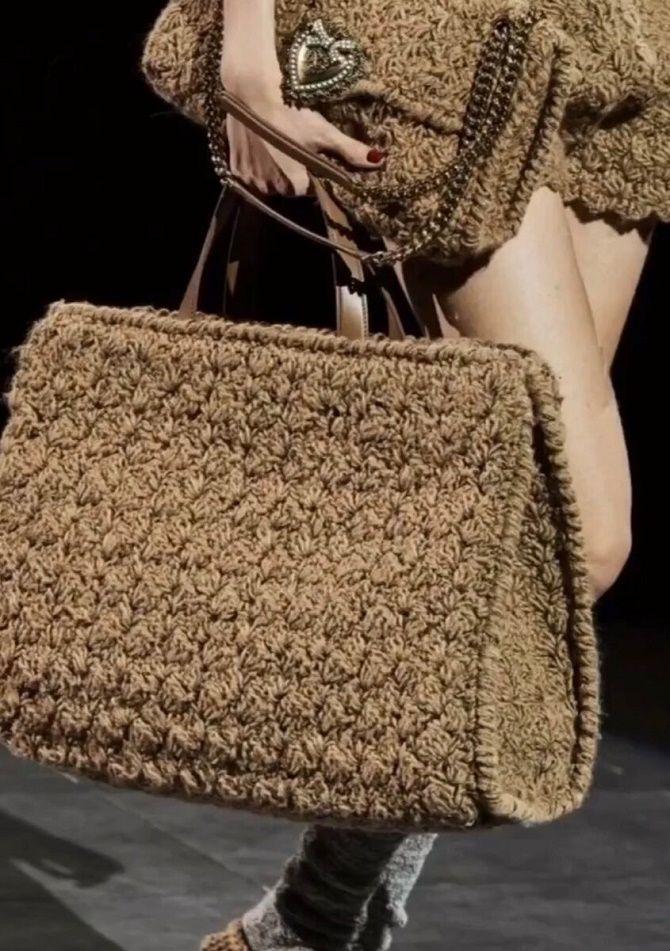 Джутовые сумки – модный эко-тренд лета 2