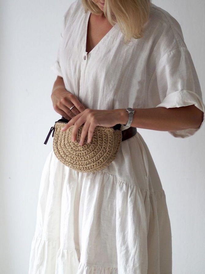 Джутовые сумки – модный эко-тренд лета 3