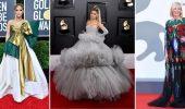 Найбільш пам'ятні вечірні сукні в 2020-му