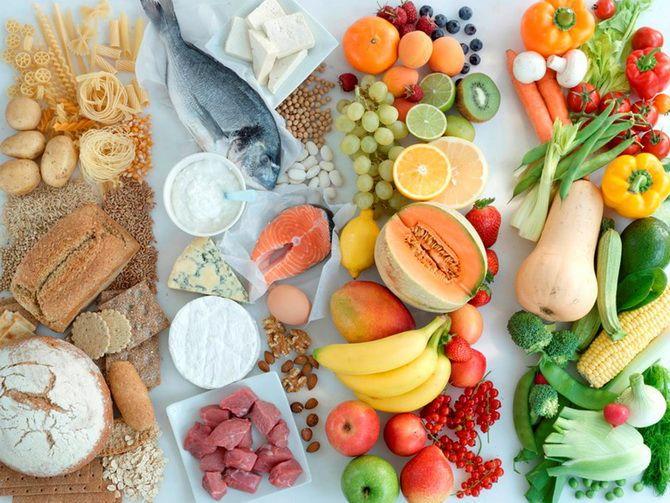 Продукты для правильного питания: не только полезно, но и вкусно! 1