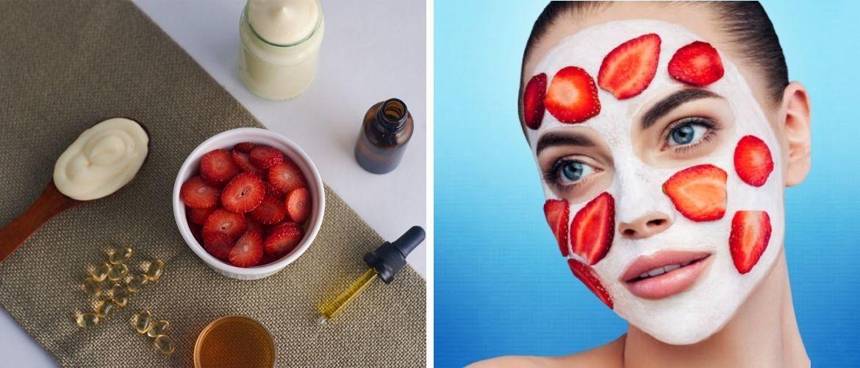 Маска з полуниці – 5 домашніх рецептів для сяючої шкіри влітку