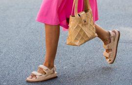 Як носити татові сандалії влітку 2021