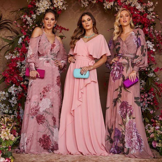Платье на свадьбу для гостей — что выбрать для летнего торжества 17