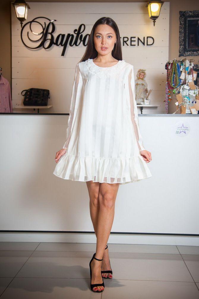 Платье на свадьбу для гостей — что выбрать для летнего торжества 7