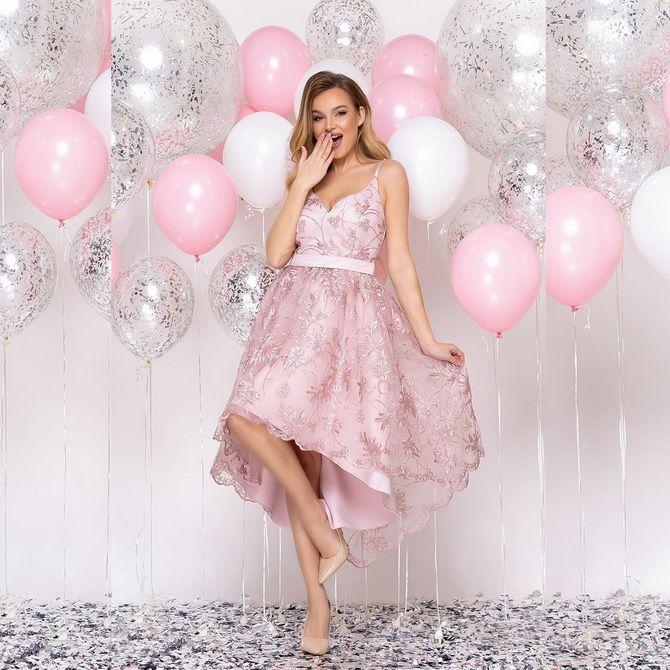Платье на свадьбу для гостей — что выбрать для летнего торжества 13