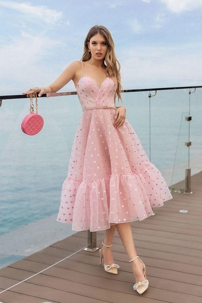 Платье на свадьбу для гостей — что выбрать для летнего торжества 19