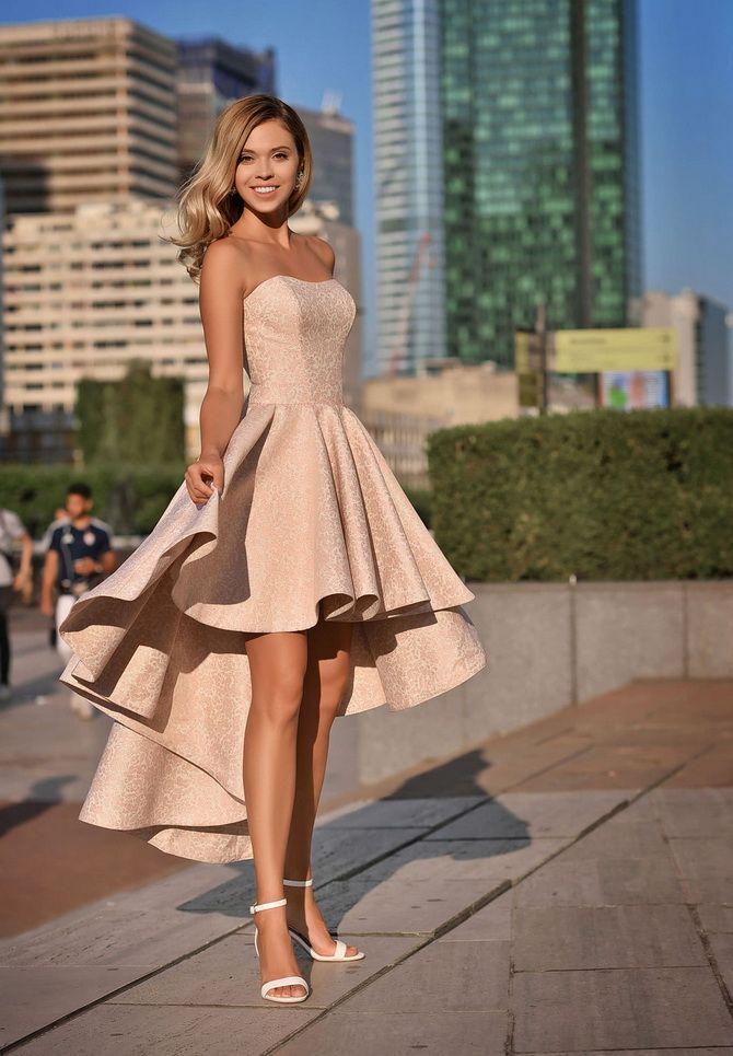Платье на свадьбу для гостей — что выбрать для летнего торжества 14