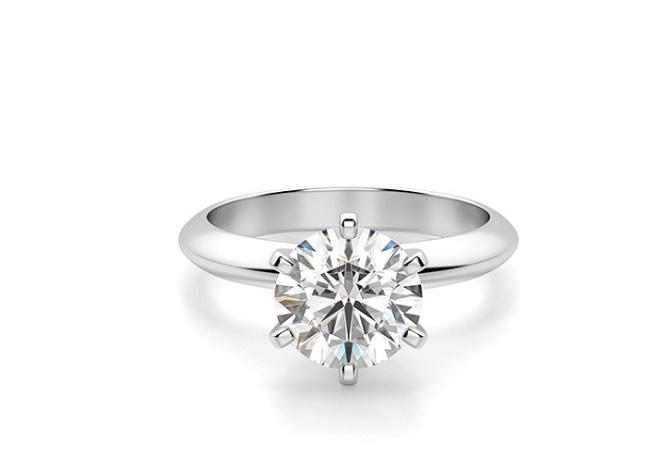 Модные помолвочные кольца – что подарить любимой? 1