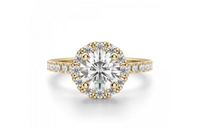 Модные помолвочные кольца – что подарить любимой? 4