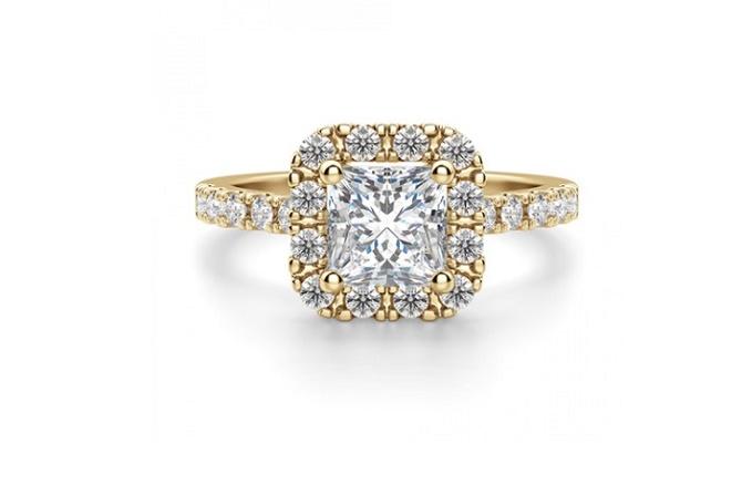 Модные помолвочные кольца – что подарить любимой? 2