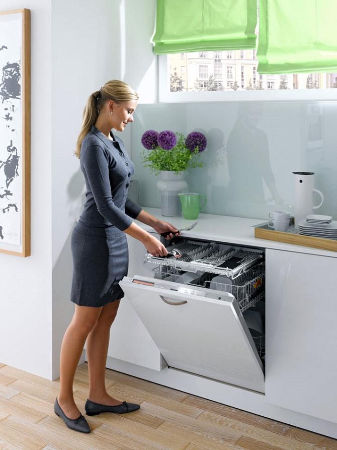 Встраиваемая посудомоечная машина: как выбрать хорошего помощника на кухню? 1