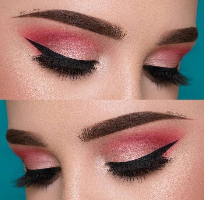 Новий тренд – макіяж у рожевих тонах: топ порад 10