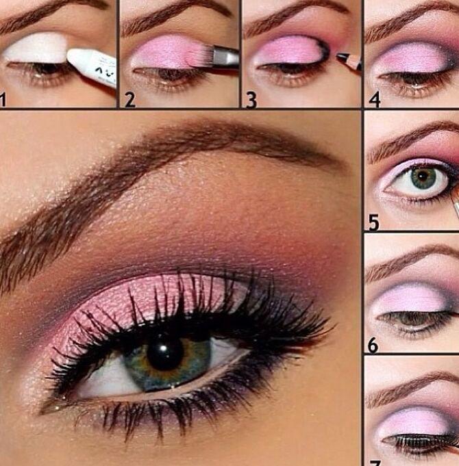 Новий тренд – макіяж у рожевих тонах: топ порад 12
