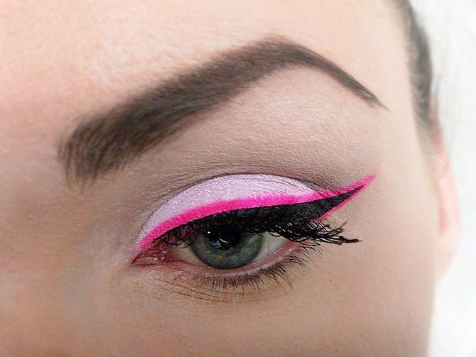 Новий тренд – макіяж у рожевих тонах: топ порад 13