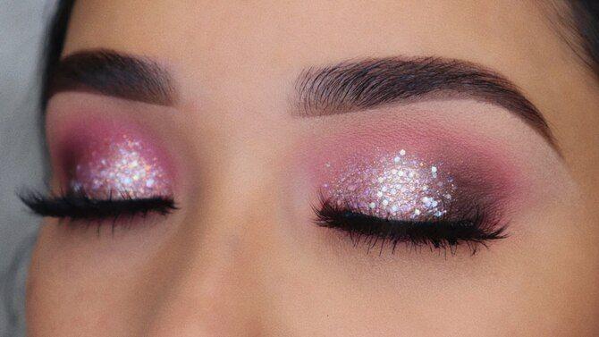 Новий тренд – макіяж у рожевих тонах: топ порад 15