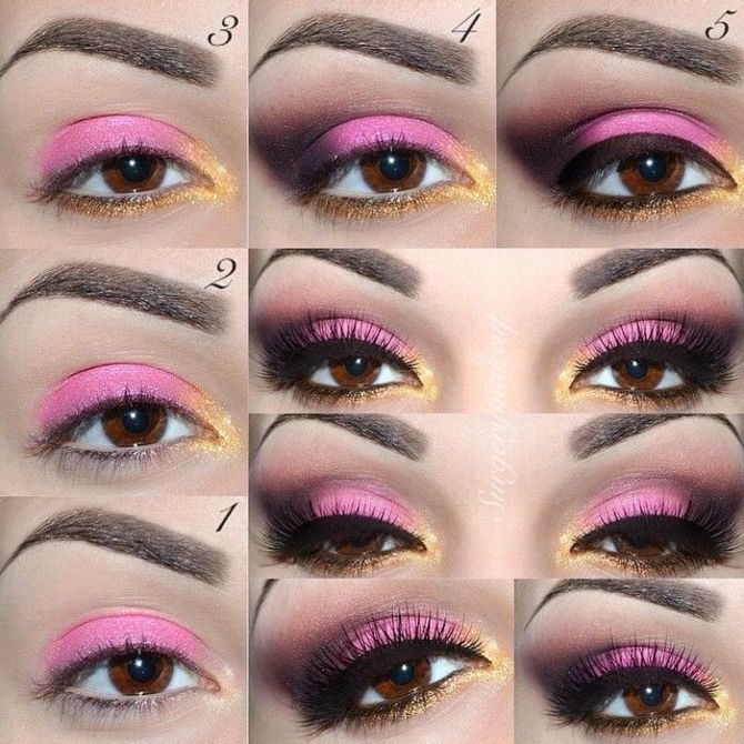 Новий тренд – макіяж у рожевих тонах: топ порад 16