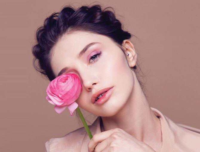 Новий тренд – макіяж у рожевих тонах: топ порад 1