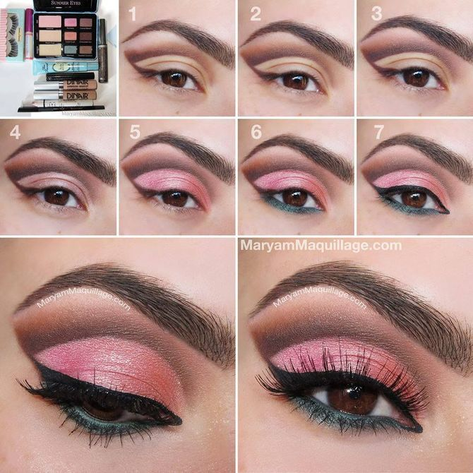 Новий тренд – макіяж у рожевих тонах: топ порад 2