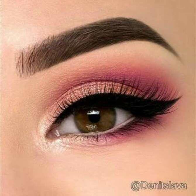 Новий тренд – макіяж у рожевих тонах: топ порад 5