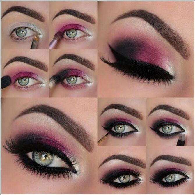 Новий тренд – макіяж у рожевих тонах: топ порад 7