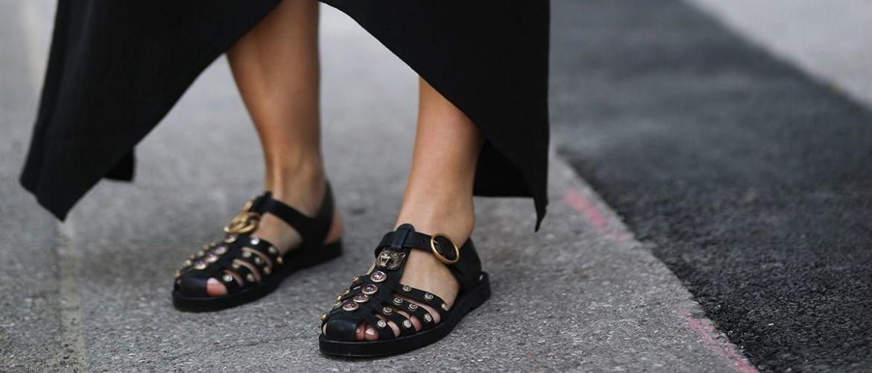 Рибальські сандалі – тренд на потворну взуття триває