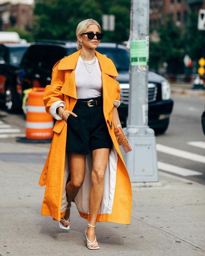 Как носить шорты с завышенной талией — модные советы 32