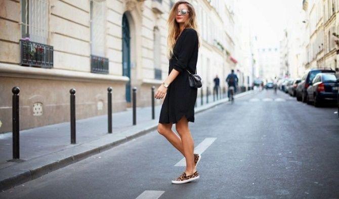 Модные слипоны – практичная альтернатива женским кедам 20