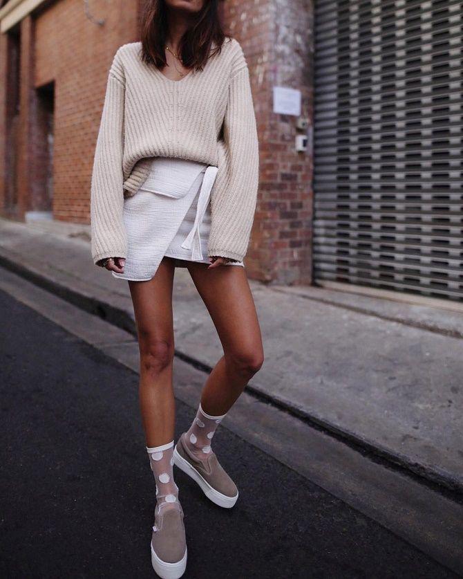Модные слипоны – практичная альтернатива женским кедам 3