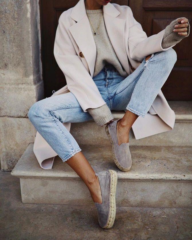 Модные слипоны – практичная альтернатива женским кедам 4