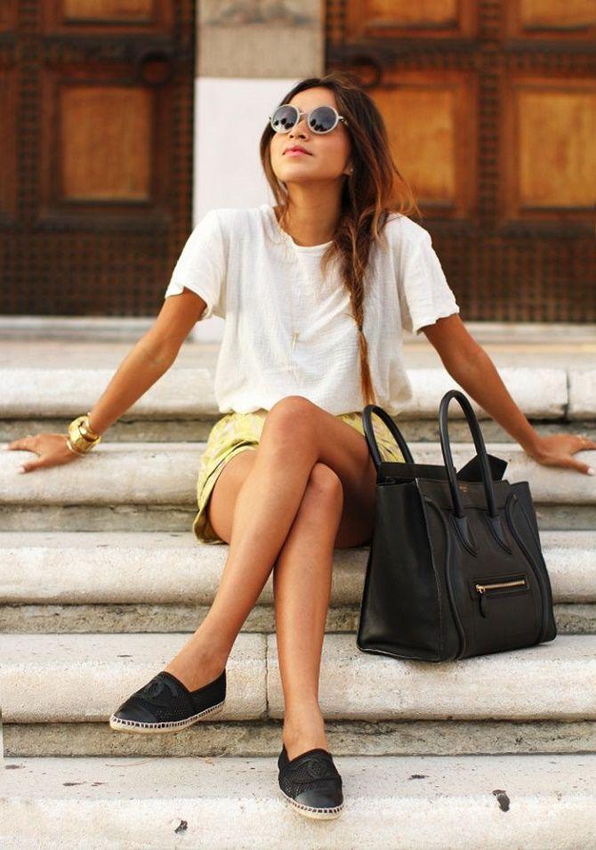 Модные слипоны – практичная альтернатива женским кедам 5