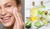 Домашній тонік для обличчя: 5 рецептів для нормальної шкіри