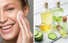 Домашний тоник для лица: 5 рецептов для нормальной кожи