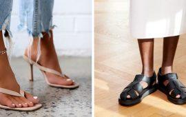 Летние обувные тренды: ugly shoes, которые будем носить летом 2021