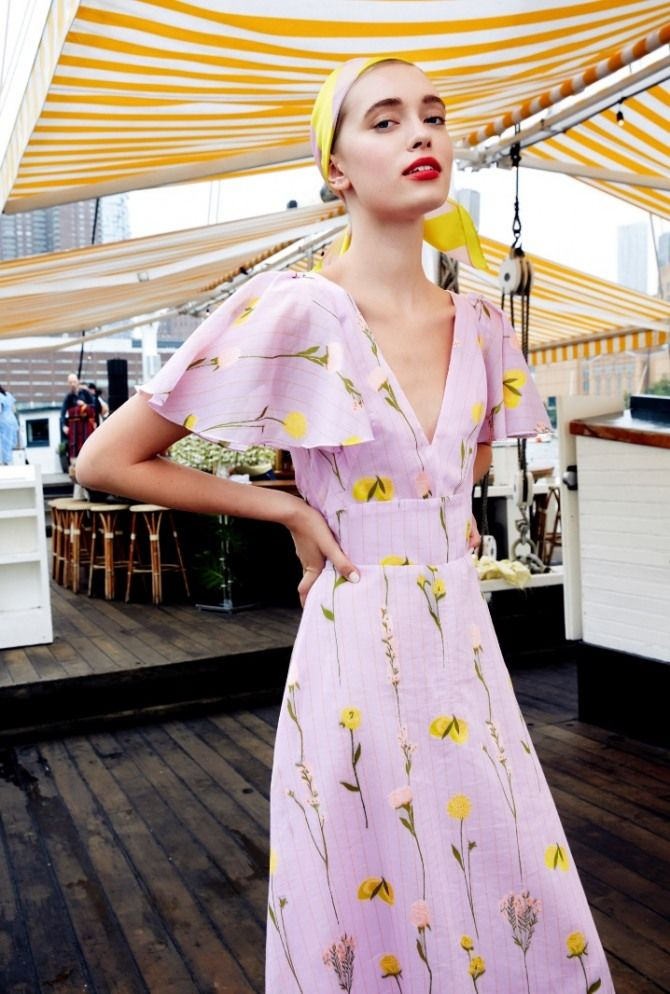 Выбросить немедленно: модели платьев, которые безнадежно устарели 6