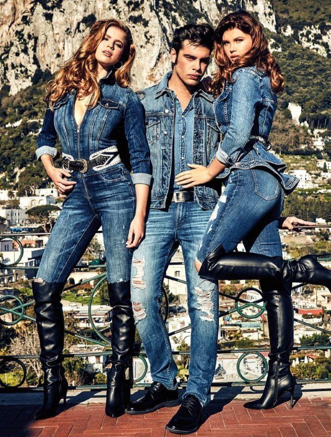 Современная винтажная мода: основные элементы 3