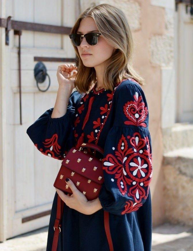 Современная винтажная мода: основные элементы 7