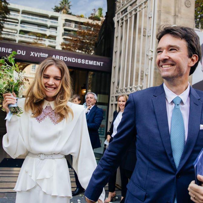 10 знаменитостей, которые поженились во время пандемии 9