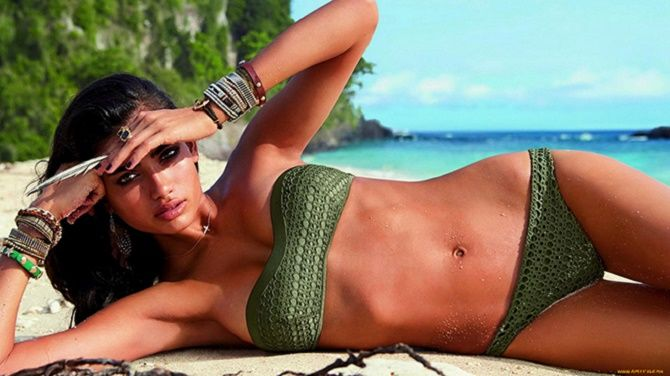 В'язаний купальник – модний тренд цього літа 16