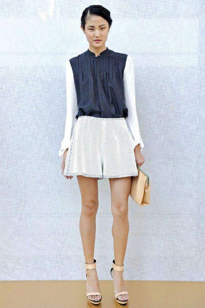 Спідниця-шорти знову в моді: з чим носити влітку 2021 року? 17