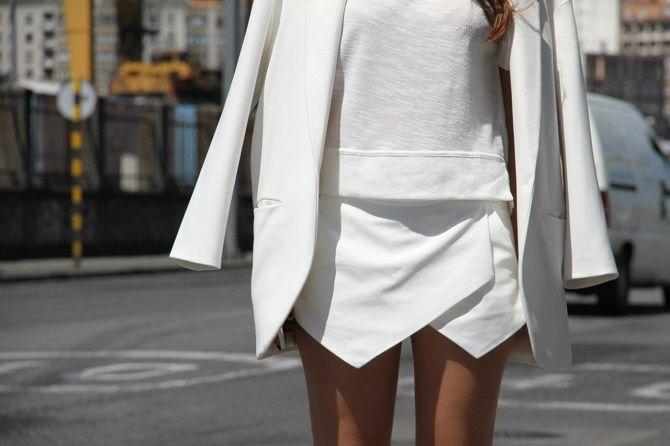 Спідниця-шорти знову в моді: з чим носити влітку 2021 року? 3