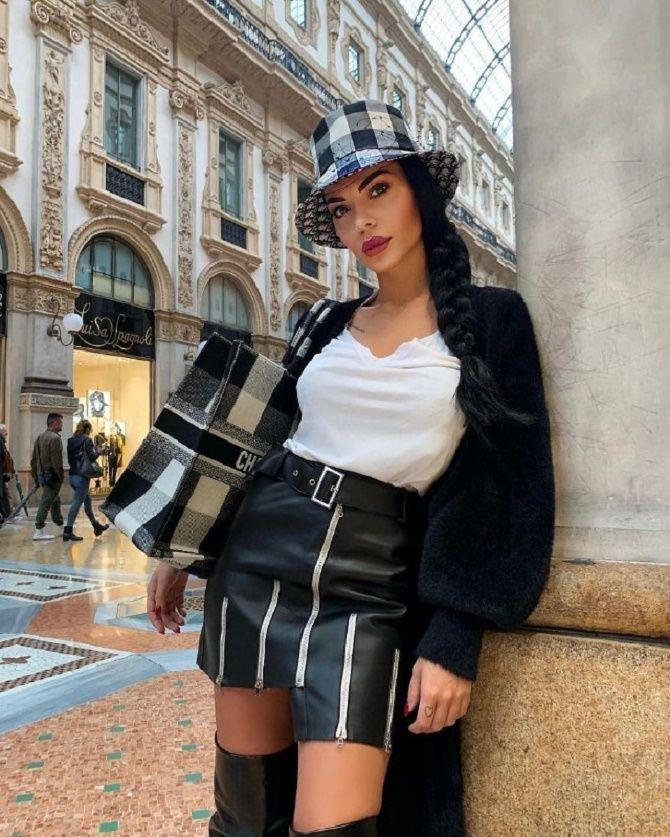 Спідниця-шорти знову в моді: з чим носити влітку 2021 року? 6