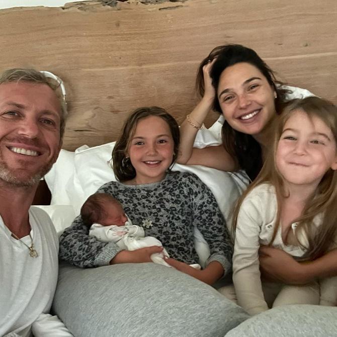 Чудо-жінка Галь Гадот народила дочку – вона стала мамою втретє 1