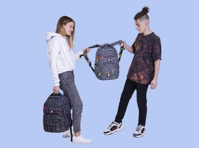Рюкзак, который не хочется снимать: трендовые модели 2021 2