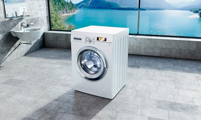 Преимущества стиральных машин Бош 1