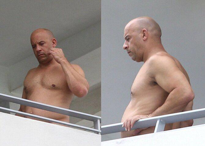Гладкі, але дуже сексуальні зіркові чоловіки 6